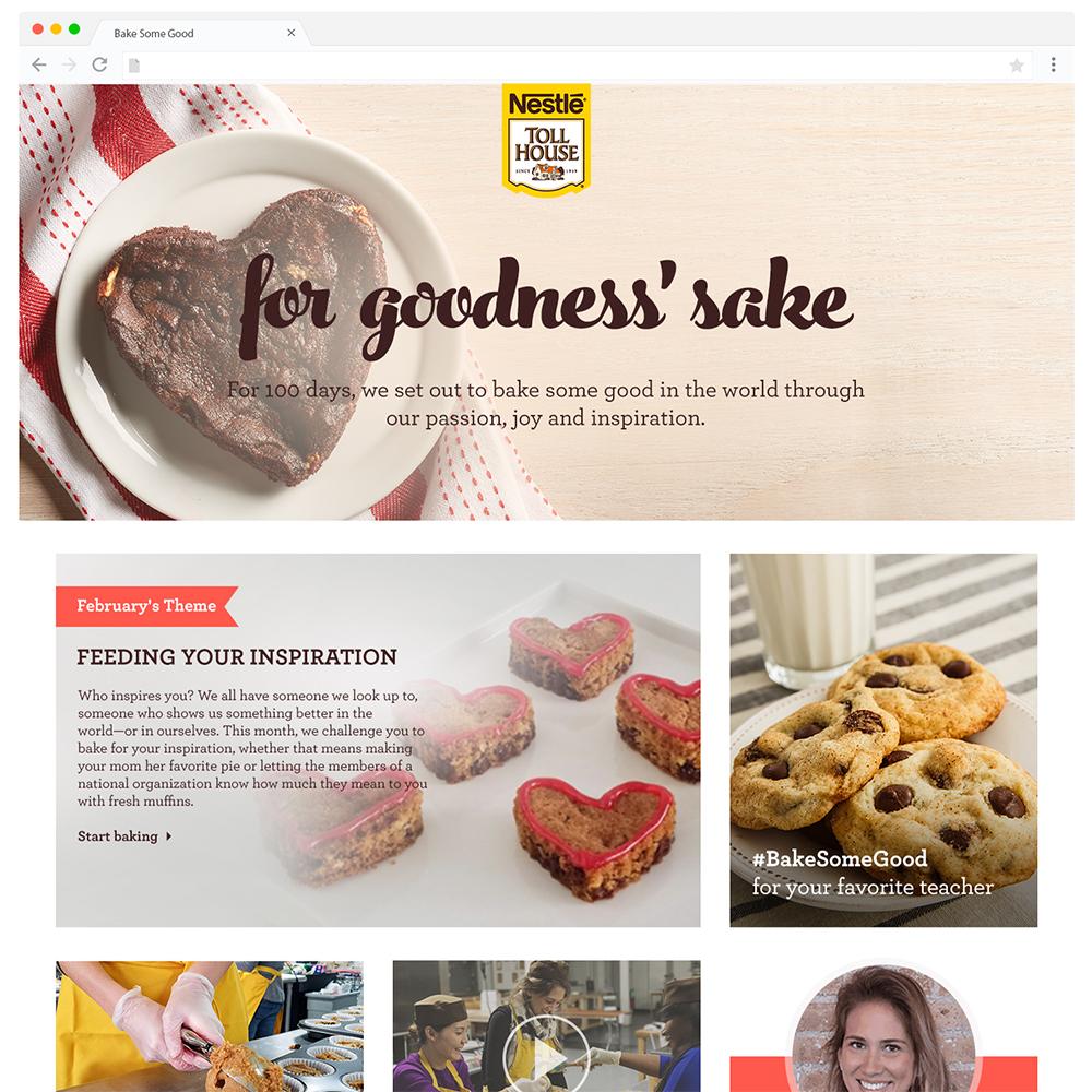 Bake Some Good blog