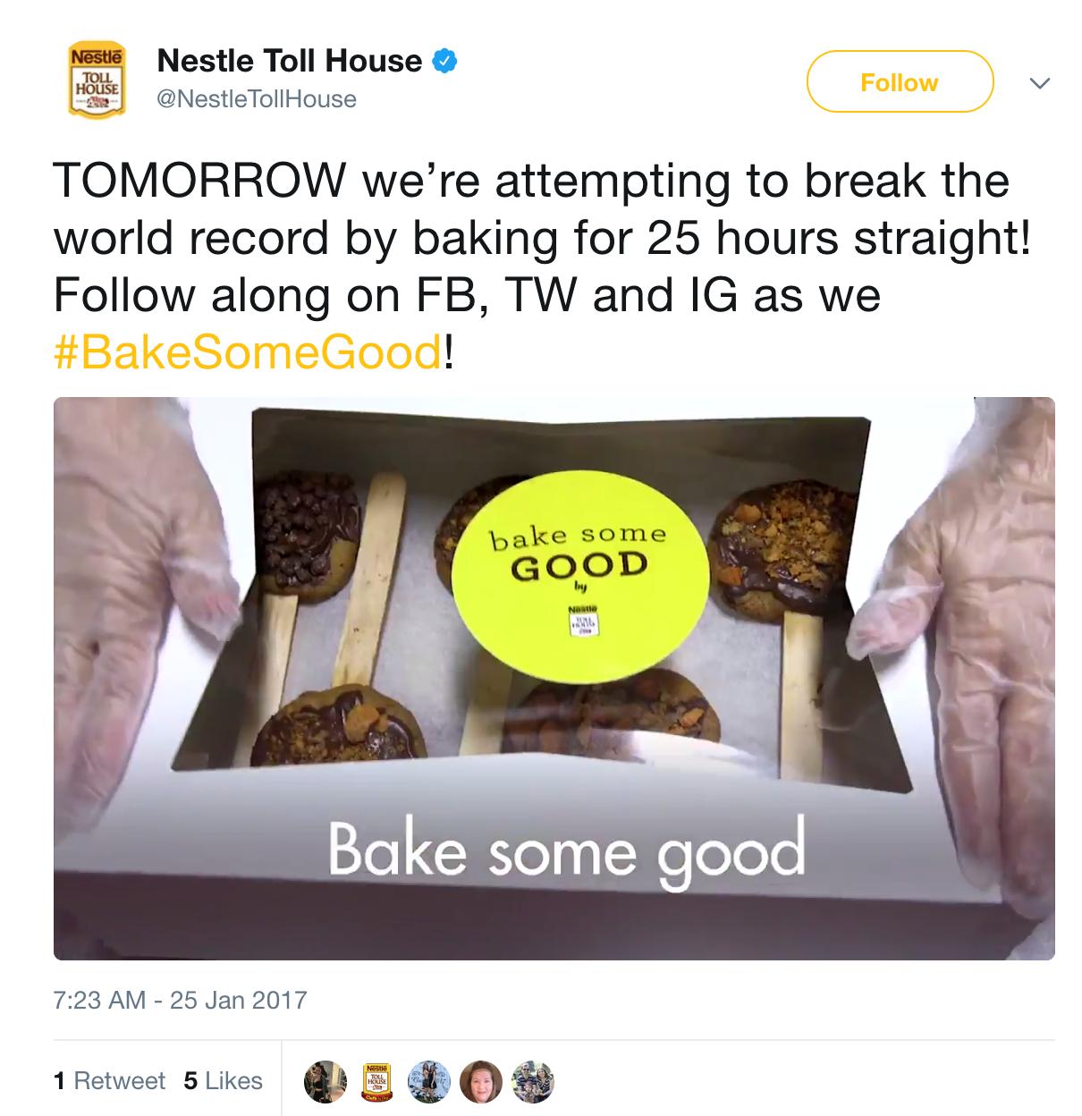 world record tweet 1