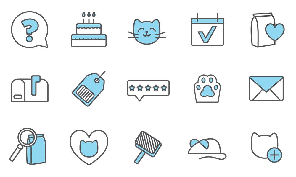new perks icons